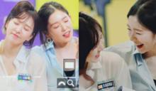 「青春劇的氣息啊~」Red Velvet Irene&Wendy撞頭後互看,笑得太可愛又幸福啦!
