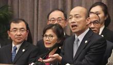 【Yahoo論壇/林青弘】韓國瑜是國民黨的難關 賴清德是蔡英文的挑戰。