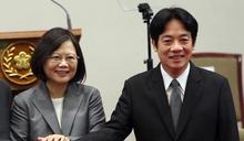 賴揆:國慶當天會唱國歌 扁政府沒宣布台灣獨立蔡英文政府也不會