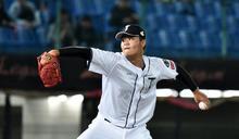 亞冠賽/林政賢4.2局好投 解決首位打者後比較穩定
