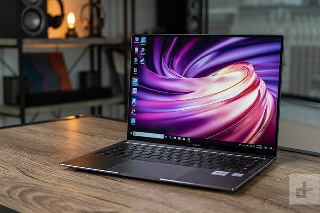 mejores laptops de 14 pulgadas huawe matebook x pro review 6 640x427