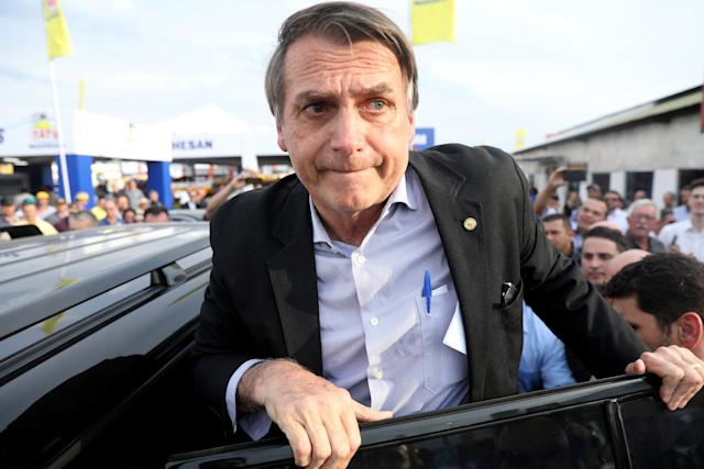 Mensagem de WhatsApp quase racha cúpula da campanha de Bolsonaro
