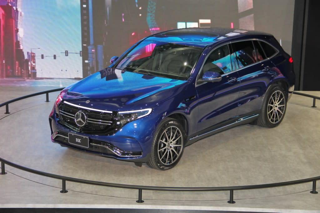 2020台北車展:Mercedes-Benz五大亮點以預見「2030 台北」為藍圖