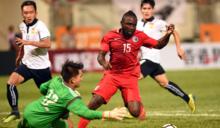 香港足球比賽 又有球迷噓中國國歌