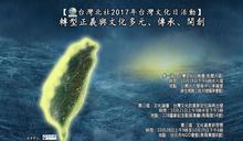 台灣文化日活動 從文學、影劇、音樂思索台灣精神