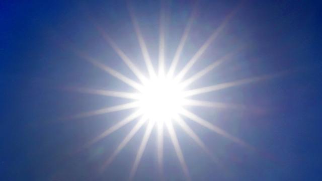 In Nordrhein-Westfalen gab es einen neuen Sonnenscheinrekord. Die fast 300 Sonnenstunden übertrafen den Mittelwert um mehr als 50 Prozent. Foto:Martin Gerten