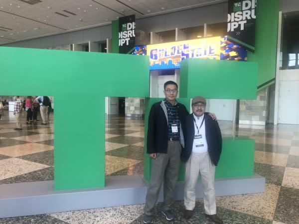 台灣新創無窮鏈展現科技創新力 於TechCrunch Disrupt SF 2018一次展示三大區塊鏈產品