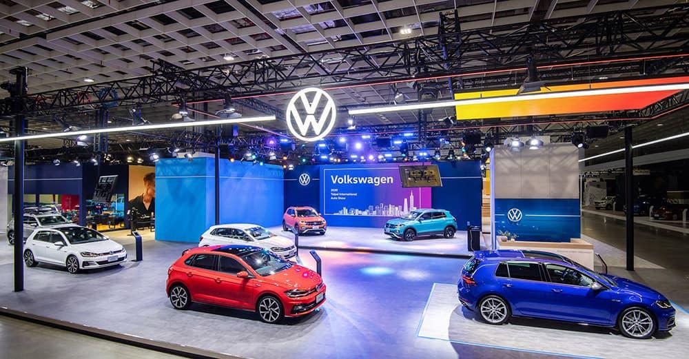 台灣福斯車展發表New Volkswagen!T-Cross領軍體驗安全科技、創新服務、駕控樂趣