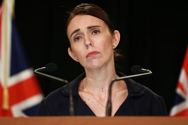 New Zealand Prime Minister Jacinda Ardern | Hagen Hopkins/Getty