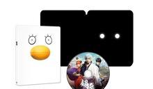 【真人版電影】《銀魂》BD/DVD 初版特典 4 小時 比電影還長啦!