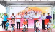 林佳龍:期待台中成為自行車人才培育基地