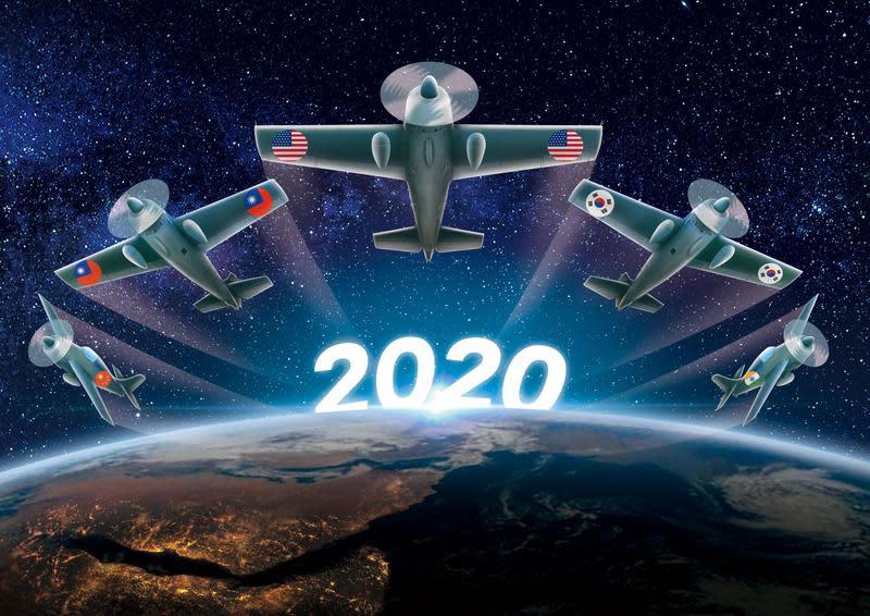 2020年全球投資指南 最亮點美中台韓印