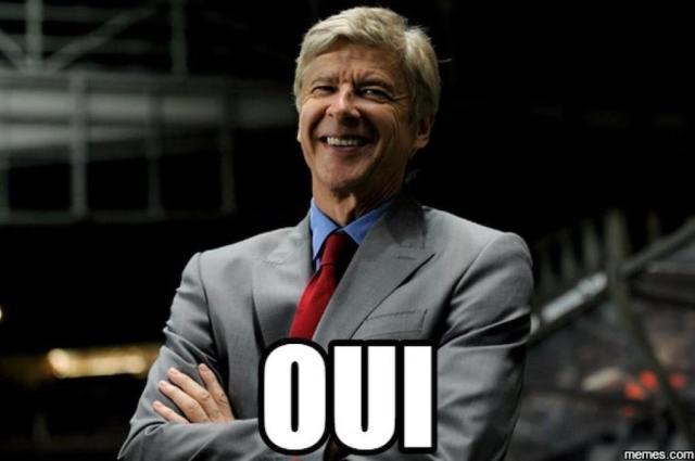 Arsène Wenger, le 23 août