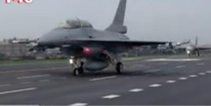 韓國瑜感謝美國批准F-16V軍售  網友怒轟:收割蔡英文政績