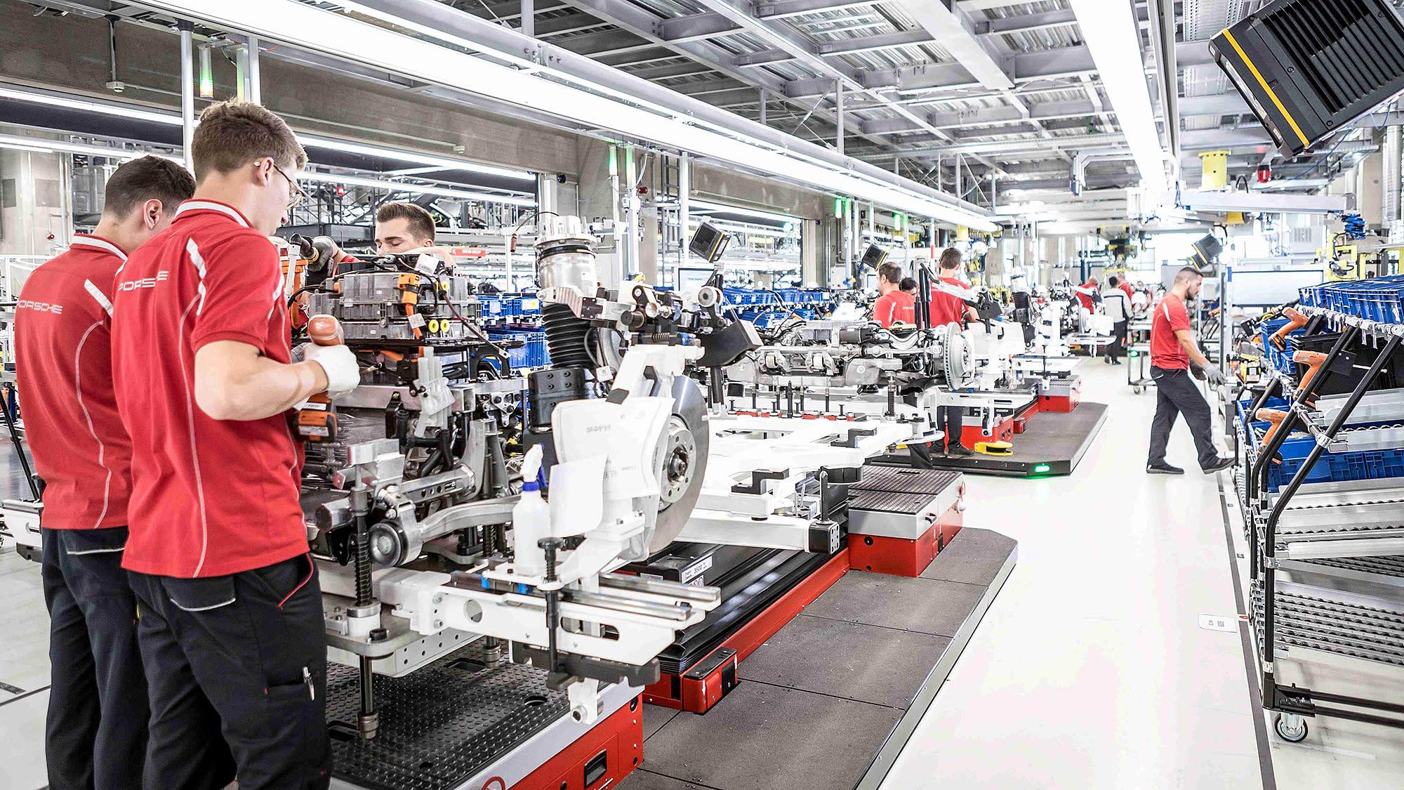 【2019法蘭克福車展】為達 Taycan 生產碳中和目標,Porsche 啟用祖文豪森全新產區
