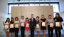 境外生輔導有成 績優學校人員獲表揚
