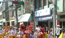 慶祝創校一百二十周年 大溪國小舉辦學生踩街活動