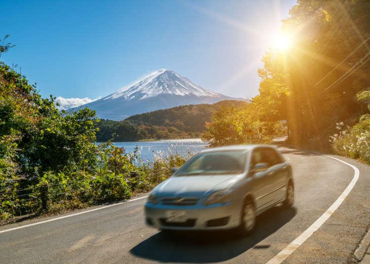 【日本租車攻略】無論沖繩或北海道還東京 在日租車、開車必備資訊及常識!