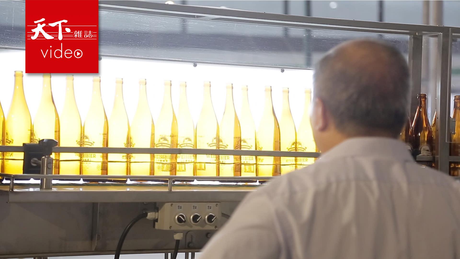 台日酒廠解密 台灣人喝啤酒習慣