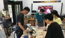 一技在身勝千金 中市勞工大學首開「巧聖技藝傳承專班」魯班公奬師傅親授
