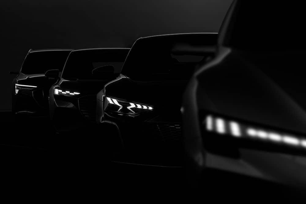 Audi整合集團資源推出四大純電平台、全面佈局電動化目標實現2050年碳中和!