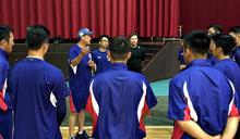 苦練球技再戰韓國 亞錦賽中華隊齊聚開南大學集訓