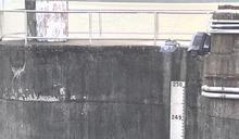 集水區陸續降雨 石門水庫接近滿水位