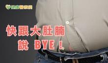 小腹好胖! 高纖飲食+運動消內臟脂肪