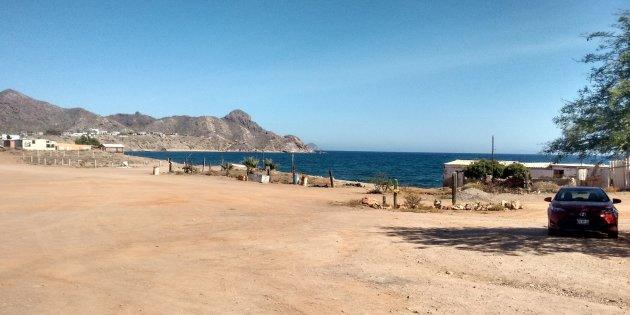 Pese a que tiene costa, los habitantes de Tastiota, Sonora, tienen escasez de agua potable