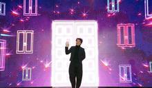 陳奕迅北京發片記者會 群星祝賀VCR含金量超高