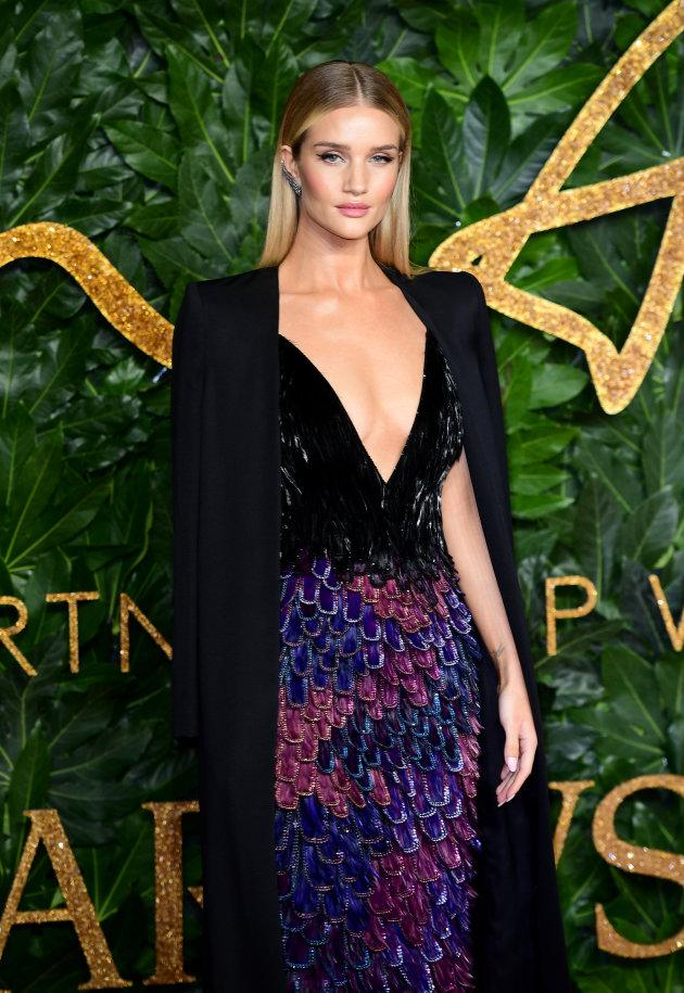 Rosie Huntington-Whitely.