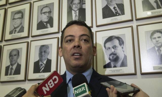 Sergio Amaral/Ministério do Trabalho/23-05-2018