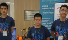 研製把3D印表機送上火星 東勢高工榮獲二獎