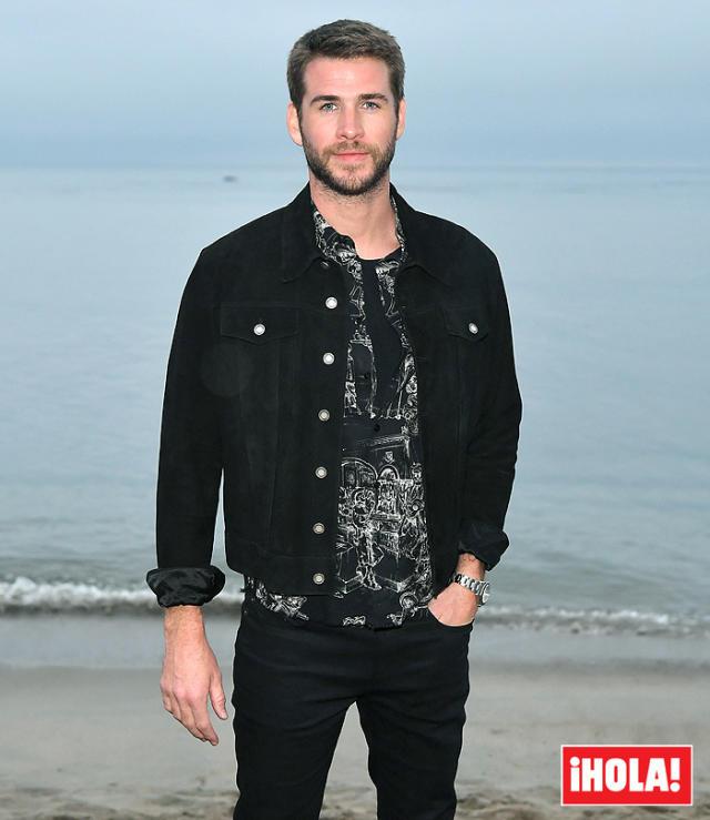 Liam Hemsworth reaparece en Australia tras su ruptura con Miley Cyrus