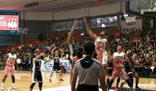 東南亞職籃聯賽 寶島夢想家不敵大馬猛龍