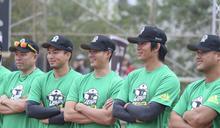 陳偉殷棒球訓練營教練團陣容 (圖)