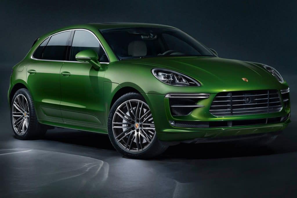 家族性能旗艦總算到來,Porsche Macan Turbo 將於法蘭克福車展全球首發