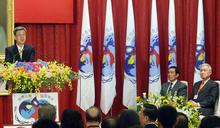 陳副總統:總統邀朝野對話獲得善意回應 (圖)