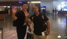 澳職/中職紀錄王 張泰山今啟程赴澳職挑戰「第三人生」