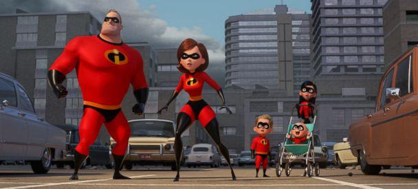 PHOTO: A scene from 'Incredible's 2.' (Walt Disney Studios)