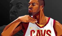 NBA》偉德改披騎士9號重新出發 盼穿熱火球衣退休