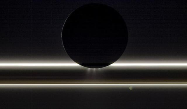 Foto:Equipo de imágenes de Cassini, SSI, JPL, ESA, NASA