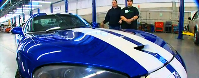 Chrysler orders rare Vipers destroyed. (KREM.com Spokane/Coeur dAlene)