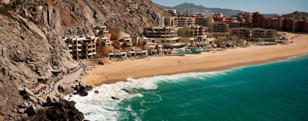 Mexico's best beach resorts (Capella Pedregal)