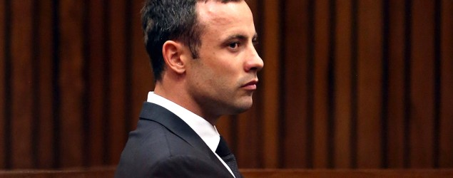 Darker side of Oscar Pistorius bared at murder trial. (AP)
