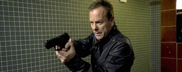 Kiefer Sutherland as Jack Bauer in '24: Live Another Day.' (Daniel Smith/FOX)