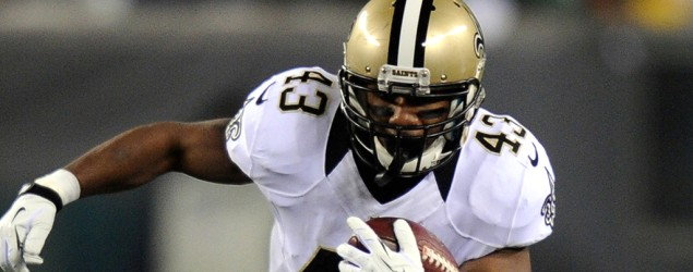 The Saints traded RB Darren Sproles. (Getty Images)