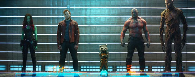 "Outlaws rule in ""Guardians of the Galaxy."" (Marvel)"