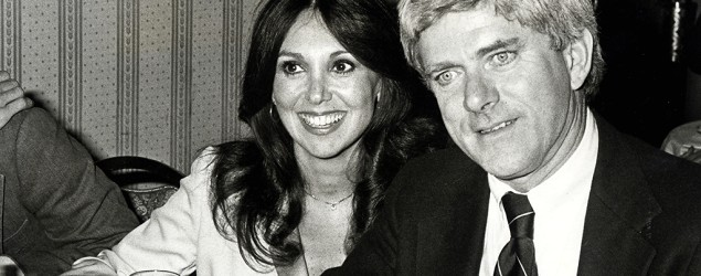 "Marlo Thomas and Phil Donahue during ""The Goodbye People"" party in New York City in 1979. (Ron Galella/WireImage)"
