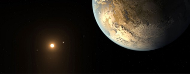 Newly found 'Earth cousin' may support life (NASA/AP)